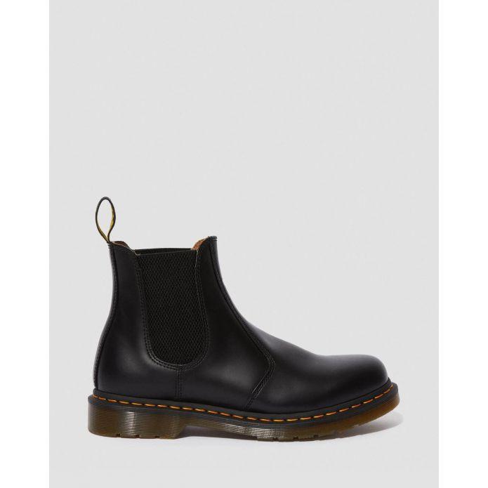 Оригинальные кроссовки Dr. Martens 2976 CHELSEA BOOTS BLACK SMOOTH 22227001