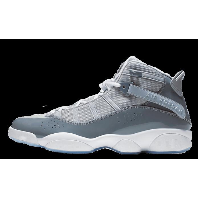 """Оригинальные кроссовки Air Jordan 6 RINGS """"COOL GREY"""" 322992-015"""