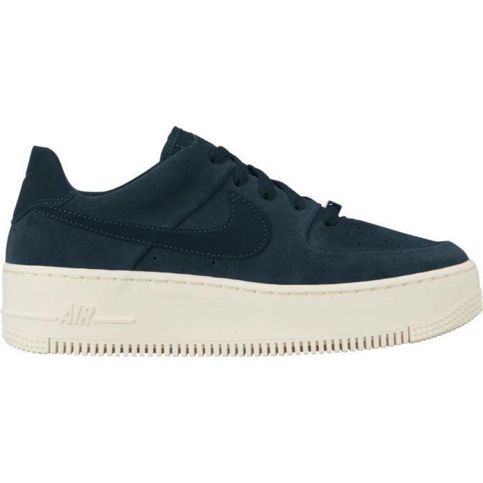 Оригинальные кроссовки Nike WMNS AIR FORCE 1 SAGE LOW AR5339-001
