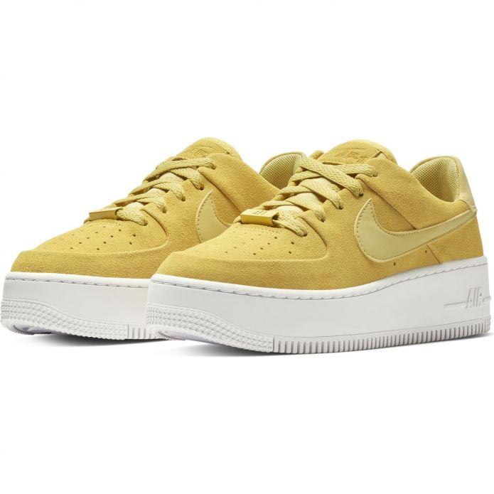 Оригинальные кроссовки Nike WMNS AIR FORCE 1 SAGE LOW AR5339-300
