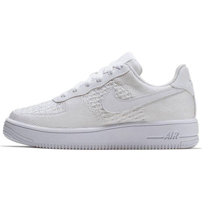 Оригинальные кроссовки Nike AIR FORCE 1 FLYKNIT 2.0 (GS) BV0063-100