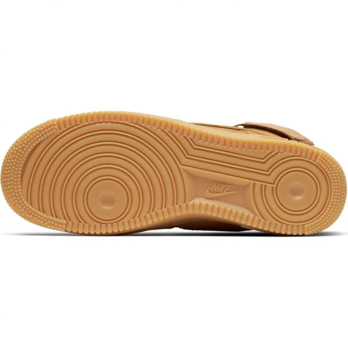 "Оригинальные кроссовки Nike AIR FORCE 1 HIGH '07 WB ""FLAX"" CJ9178-200"