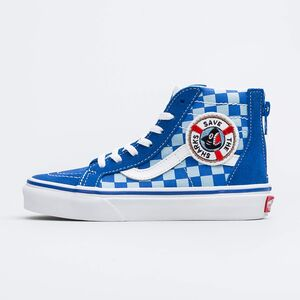 Vans X SHARK WEEK SK8_HI ZIP KIDS VA4BUXV3V