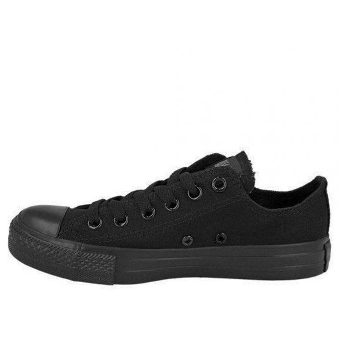 Оригинальные кроссовки Converse Chuck Taylor All Star Low All Black