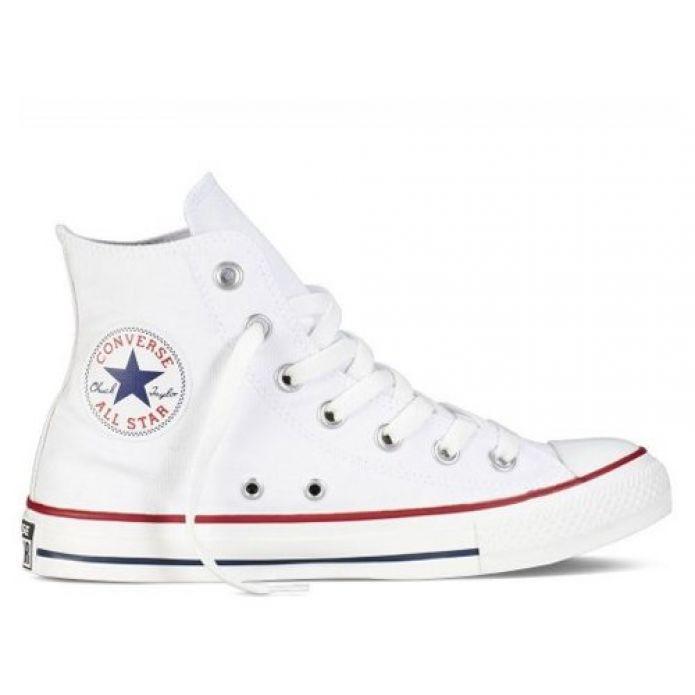 Оригинальные кроссовки Converse Chuck Taylor All Star Hi White W