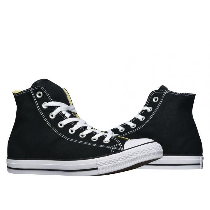 Оригинальные кроссовки Converse Chuck Taylor All Star Hi Black