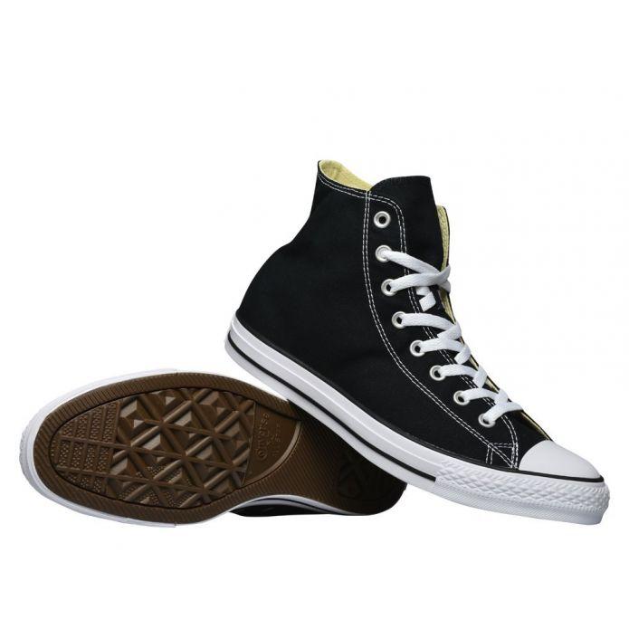 Оригинальные кроссовки Converse Chuck Taylor All Star Hi Black W