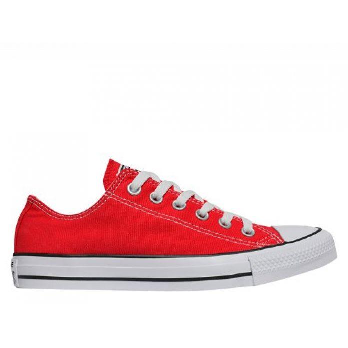 Оригинальные кроссовки Converse Chuck Taylor All Star Low Red W