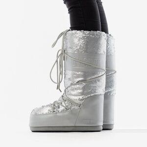 Женские Moon Boot Classic Disco Plus 14025300 001