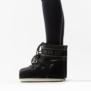 Moon Boot Classic Low Satin 14089300 001