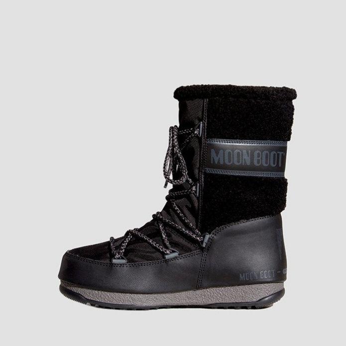 Moon Boot Monaco Wool Mid WP 24009000 001