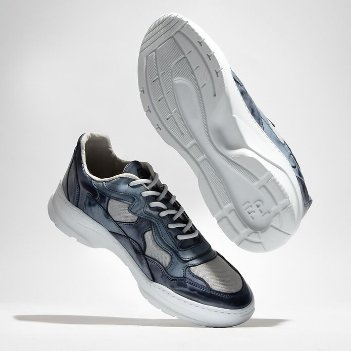 Filling Pieces Low Fade Cosmo Infinity Navy Blue 37625881884PMZ