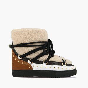 Женские Inuikii Sneaker Curly 70102-76 ROCK CREAM