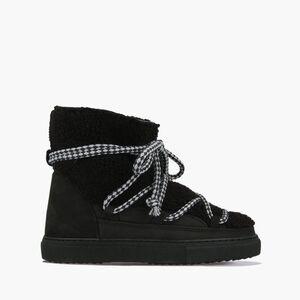 Inuikii Sneaker Curly 70202-16 BLACK