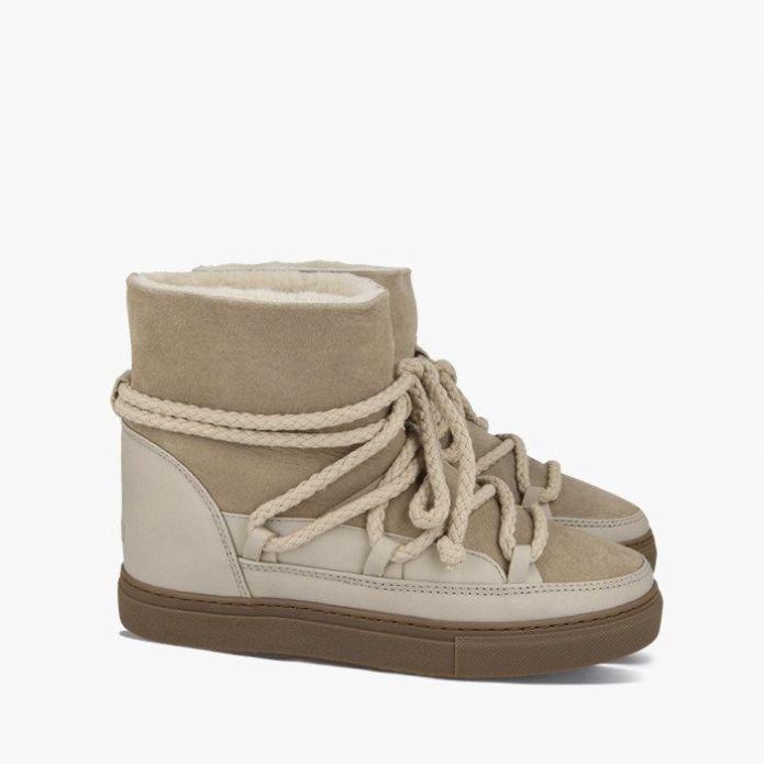 Inuikii Sneaker Classic 70202-5 Beige