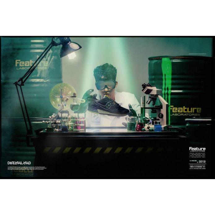 "Saucony x Feature Shadow 5000 ""Dreamland"" S70480-1"