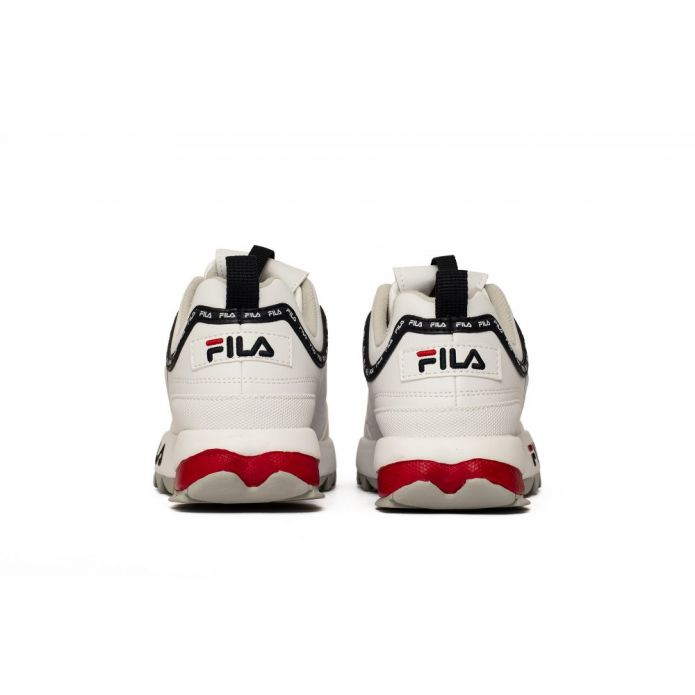 Оригинальные кроссовки FILA Disruptor Logo Low (1010748-1FG)