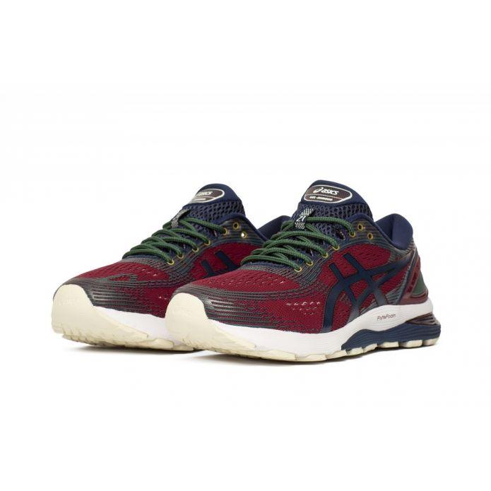 Оригинальные кроссовки Asics GEL-Nimbus 21 SPS (1021A270-600)