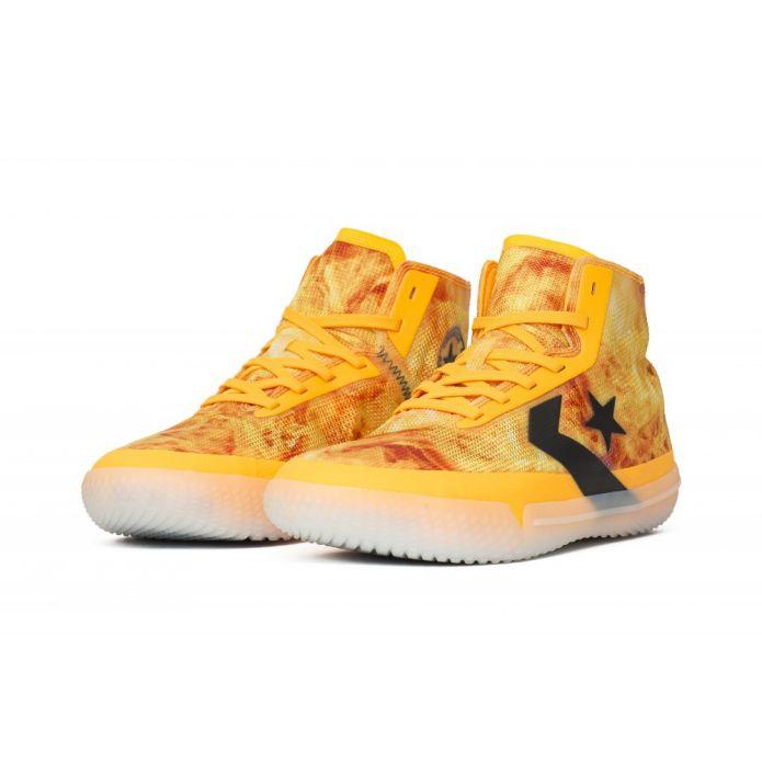 Баскетбольные кроссовки ConvereseAll StarProBB (166261C)