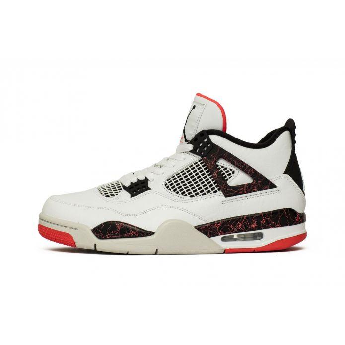 """Баскетбольные кроссовки Air Jordan 4 Retro """"Hot Lava"""" (308497-116)"""