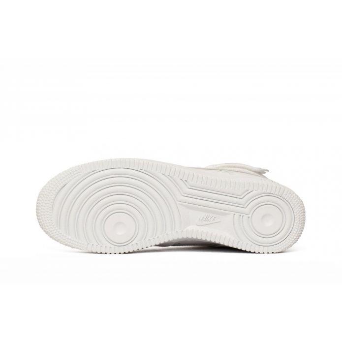 Оригинальные кроссовки Nike Air Force 1 Hi Retro QS 'Sheed' (743546-107)