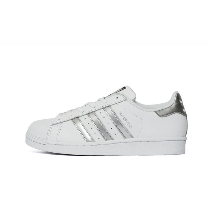 "adidas Superstar ""Silver Metallic"""