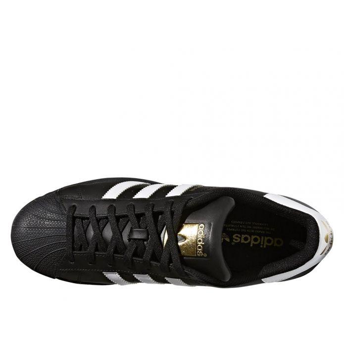 """Оригинальные кроссовки adidas Superstar Foundation """"Core Black"""""""