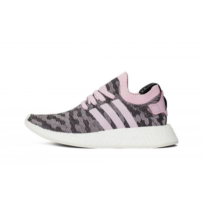 Оригинальные кроссовки adidas NMD_R2 PRIMEKNIT BY9521