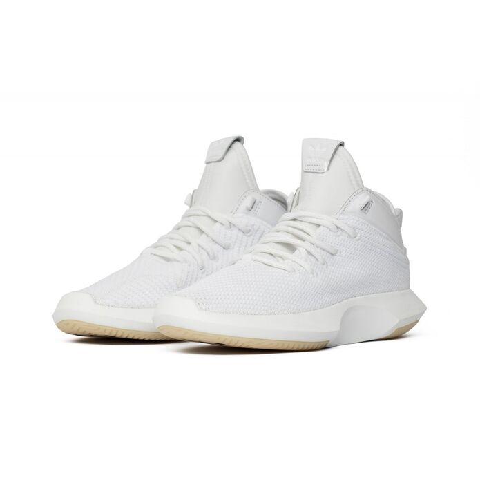 """Баскетбольные кроссовки adidas Crazy 1 ADV Primeknit """"Running White"""" (CG4819)"""