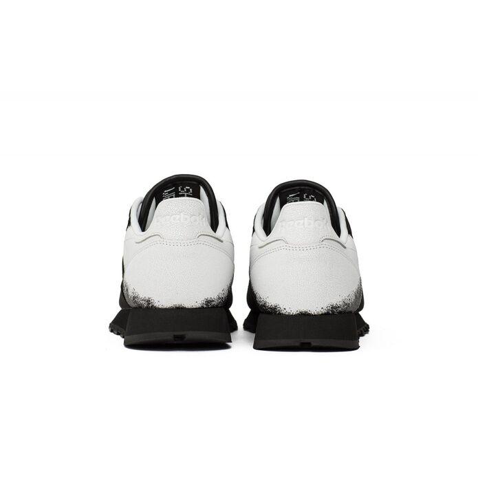 """Оригинальные кроссовки Reebok x Montana Cans Classic Leather """"Black"""""""