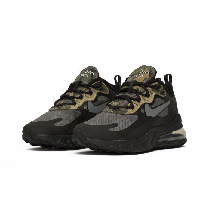 Оригинальные кроссовки Nike Air Max 270 React (CT5528-001)