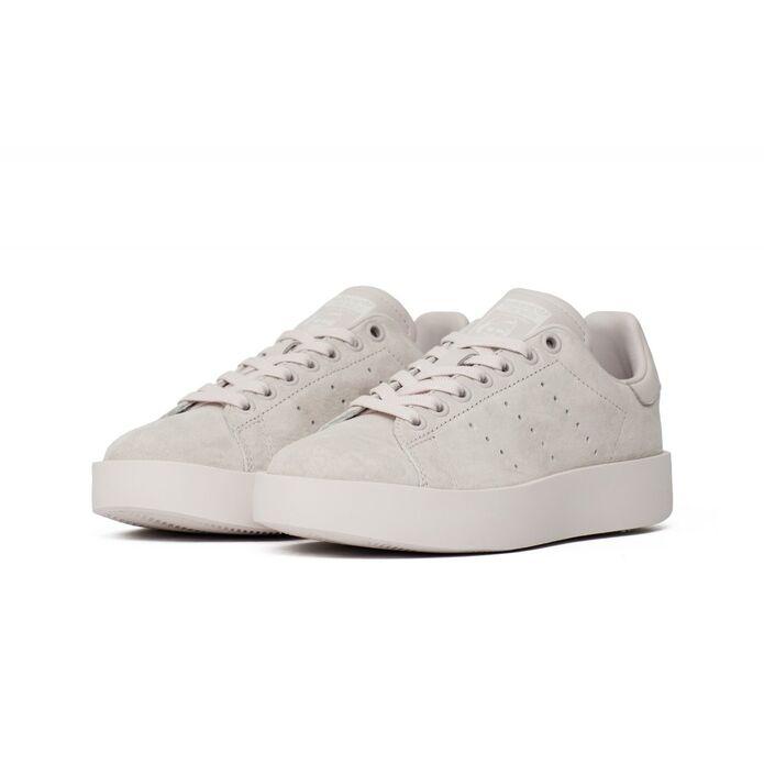 """Оригинальные кроссовки adidas Stan Smith Bold Women """"Pink"""" (DA8641)"""