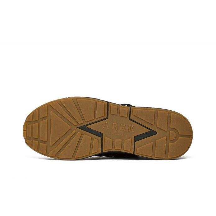 Оригинальные кроссовки ARKK Copenhagen Raven Nubuck S-E15 (ML1466-0099-M)