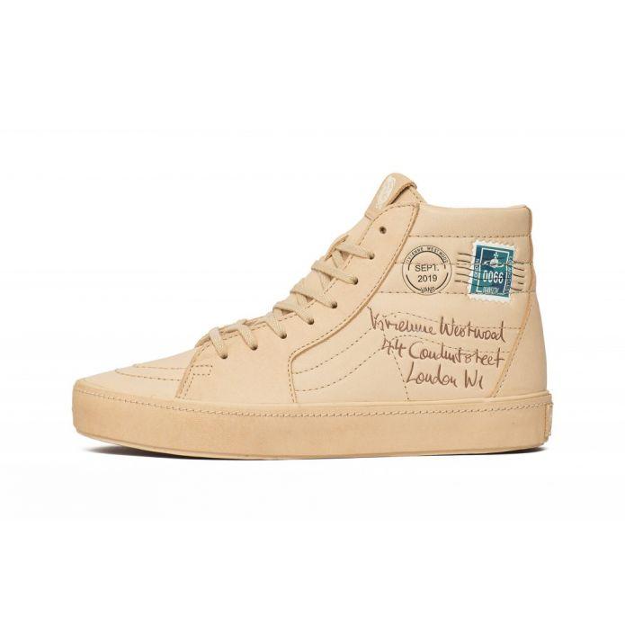 Оригинальные кроссовки Vans UA x Vivienne Westwood Sk8-Hi (VN0A4BV6XKF)