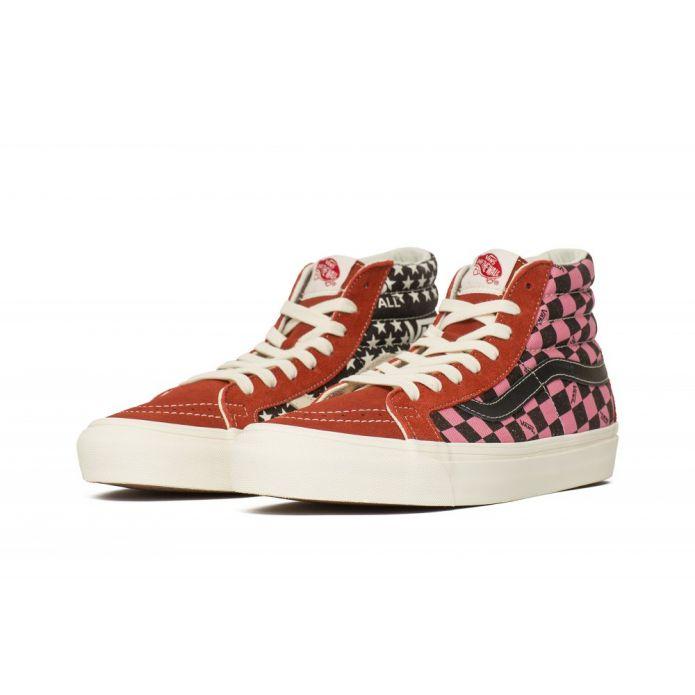 Оригинальные кроссовки Vans UA OG Sk8-Hi LX (VN0A4BVBTJ2)