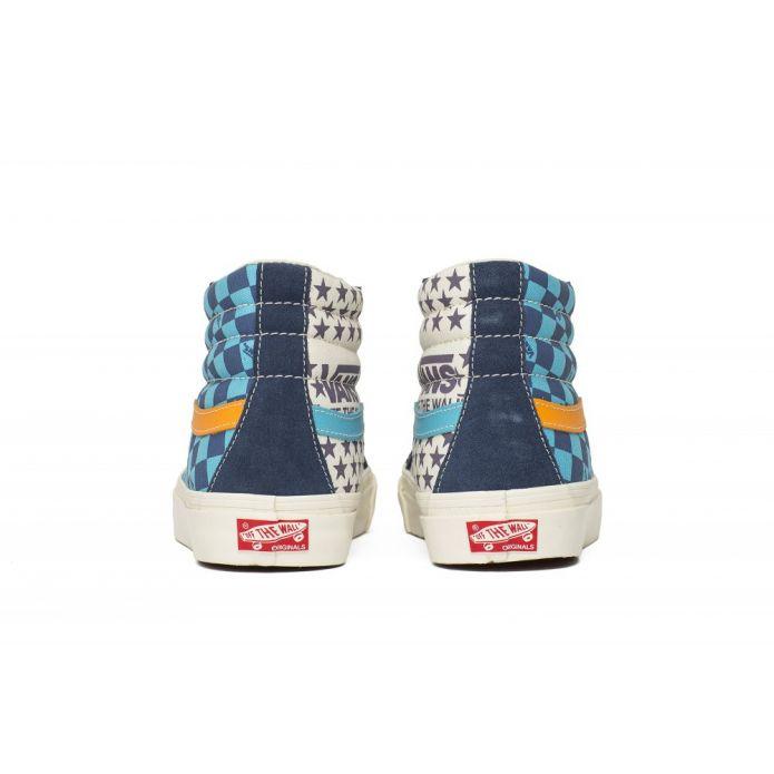 Оригинальные кроссовки Vans UA OG Sk8-Hi LX (VN0A4BVBTPD)