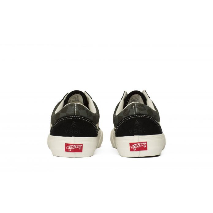 Оригинальные кроссовки Vans UA Old Skool VLT LX (VN0A4BVFTRH)