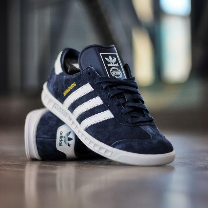 Кеды Adidas Hamburg (S74838)