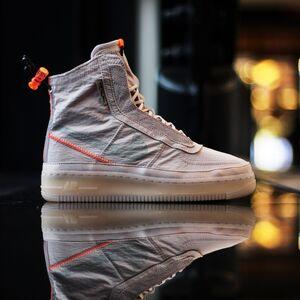 Кроссовки Nike Air Force 1 Shell (BQ6096-003)