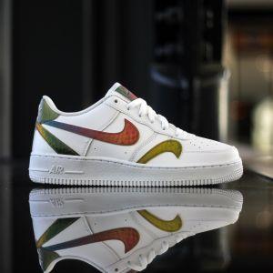 Nike Air Force 1 LV8 2 (GS) (CZ5890-100)