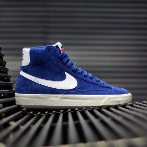 Кеды Nike Blazer Mid 77 Suede (CI1172-402)
