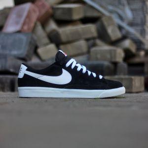Кеды Nike Blazer Low Premium Vintage Suede (538402-004)