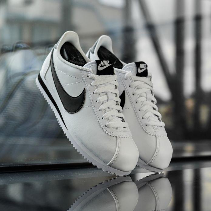 Кроссовки Nike Cortez Classic Leather (807471-101)
