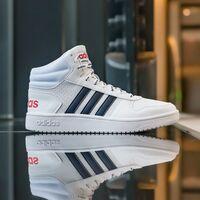 Кроссовки Adidas Hoops 2.0 Mid (FY8616)