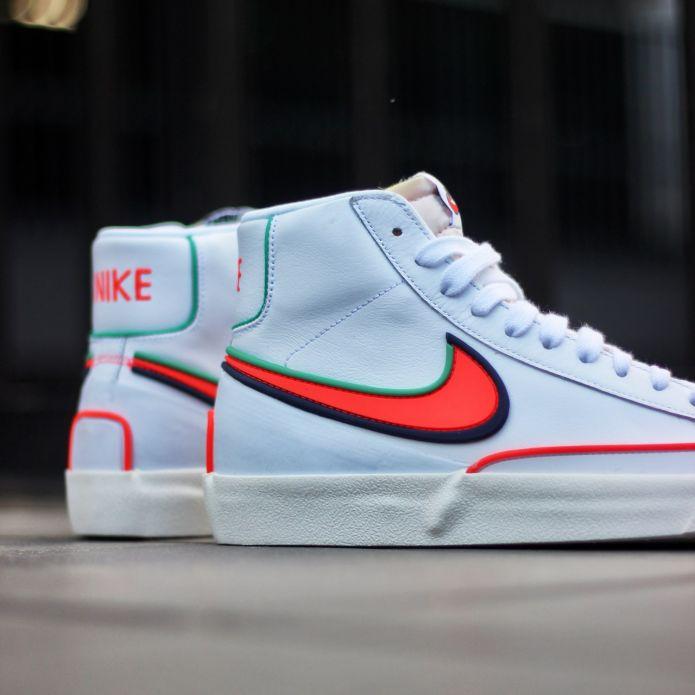 Кеды Nike Blazer Mid 77 Infinite (DA7233-102)