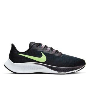 Nike Air Zoom Pegasus 37 M Черно-Зеленые