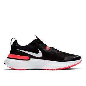 Nike React Miler M Черно-Оранжевые