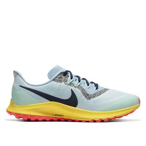 Nike Air Zoom Pegasus 36 Trail M Голубо-Желтые