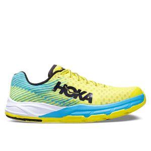 Hoka Evo Carbon Rocket M Желто-Голубойe