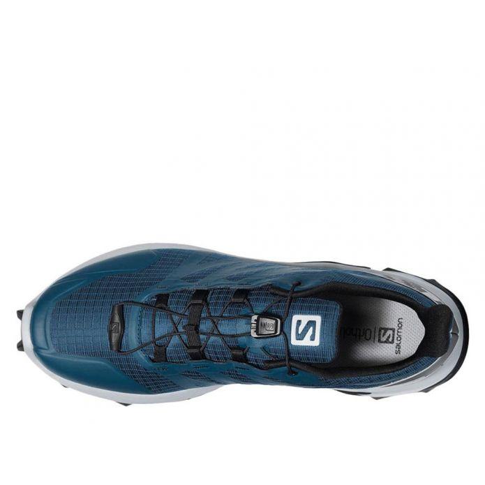 Оригинальные кроссовки Salomon Supercross M Темно-синие